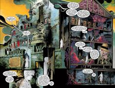 Recommended#ComicBookof the#Weekend: The Sandman: Overture (Hardcover)