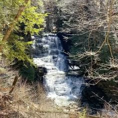 New York Attractions, Waterfall, Nature, Outdoor, Instagram, Outdoors, Naturaleza, Waterfalls, Outdoor Games