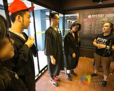 As featured in 10 Most Awesome Live Escape Game / Mystery Room Experience in Manila in WORLD OF WIZARDRY is a Harry Potter-inspired mystery room by Mystery Manila where you can play out your wizard fantasies of mixing potions, conjuring spells,. Mystery Room, Escape Experience, Best Mysteries, Harry Potter, Rooms, Inspired, Live, World, Awesome