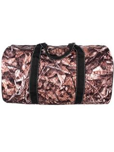 "Discount 21"" BNB Natural Camo™ Quilted Duffle Bag with Black Trim #SNQ2626-BLACK - Wholesale Accessory Market"