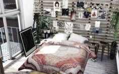 ANTHROPOLOGIE BED BLANKET V2 \ Novvvas -11 swatches http://amzn.to/2saQTAm