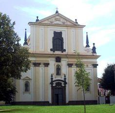 Kostel - Litoměřice - Česko