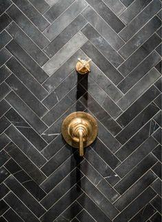 bathroom tiles | jenny wolf interiors | DustJacket