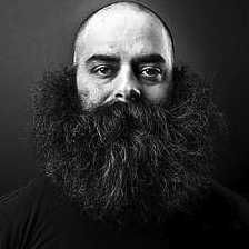 Ridiculously cool photos, all of men with beards