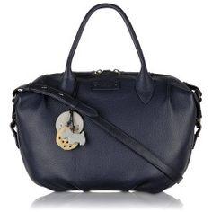 Radley London Chancery Lane Medium Grab Bag Navy
