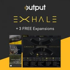 Exhale VST Crack Mac Free Download [2020] Exhale VST Crack Mac is a playable voice engine designed for any composer,... Free Space, Sound Design, The Expanse, Mac, Liberia, Adobe Indesign, Drum, Tips, Engine