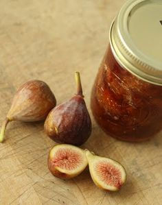 Fig Preserves. My grandmother had just about every kind of fruit tree. We would get in some trouble by pulling figs from the tree and eating them. The preserves were always better to me than fresh picked figs.