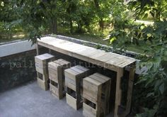 Enjoy with 25 Pallet Wood Projects