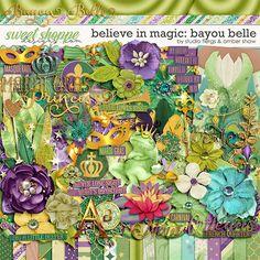 Believe In Magic: Ba