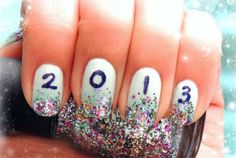 New Year's Manicure
