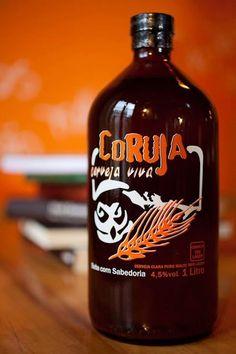 Coruja Cerveja Viva