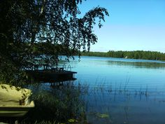 Lake near Kangasala, Finland