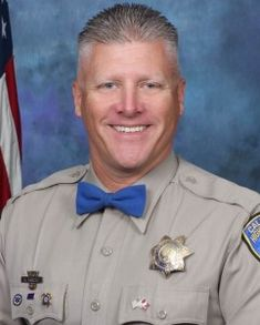 Officer Kirk A. Griess California Highway Patrol, California End of Watch Friday, August 2018 BIO Age 46 Tour 19 year. Officer Down, Police Officer, Fallen Officer, Police Lives Matter, California Highway Patrol, All Superheroes, The Line Of Duty, Hot Cops, Police Life