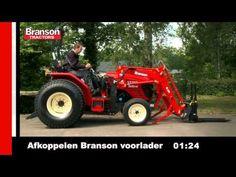 Maison du Tracteur est l'importateur des tracteurs coréens Branson
