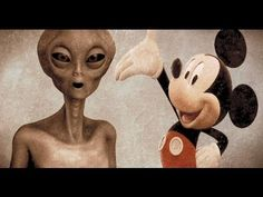 Lost Walt Disney UFO Documentary: Full Uncut Version 2013 HD The Mouse goes alien! Walt Disney, Disney Films, Disney Characters, Illuminati, Aliens And Ufos, Ancient Aliens, Area 51, Paranormal, Disney Documentary