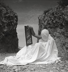 Herbert List, Paris Photography, Modern Photography, Jeanloup Sieff, Santorini Island, Light Year, Italian Artist, Magnum Photos, Eye Art