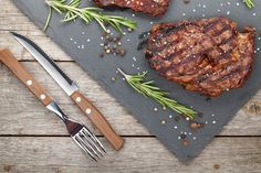A Firsthand Look at the Best Steak Knives of Today:  #steak #knife #knives #cookthestone #homecook