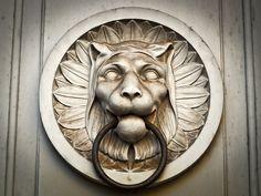 Free Image on Pixabay - Doorknocker, Church, Lion Door Knockers, Door Knobs, Knobs And Handles, Cool Wallpaper, Worship, Free Images, Facade, Lion Sculpture, Statue