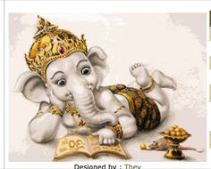 Young lord ganesh