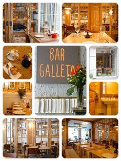 Bar Galleta, Madrid