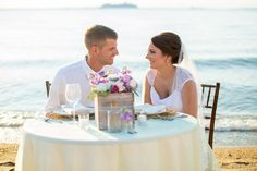 Sea Glass Styled Shoot Photo By chesapeake charm photography