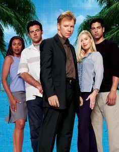 CSI: Miami - Miss this show!  I still do not understand why it was cancelled!!!