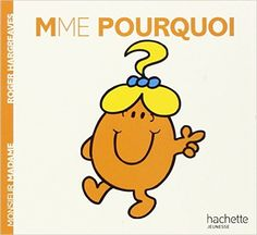 Madame Pourquoi, Roger Hargreaves