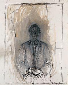 ALBERTO GIACOMETTI, Isaku Yanaihara, 1961