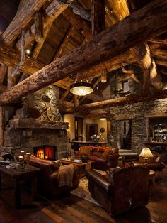 Log Cabin Design, Pictures, Remodel, Decor and Ideas - page 21