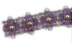 4 mm, 8 mm crystal pearls vintage mood 4