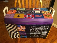 Oklahoma State University - The Total Frat Move Archive Fraternity Crafts, Fraternity Coolers, Frat Coolers, Bubba Keg, Greek Crafts, Total Frat Move, Mothers Day May, Little Sister Gifts, Oklahoma State University