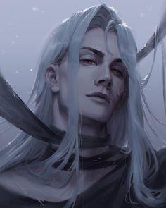 Anime Fantasy, Daenerys Targaryen, Game Of Thrones Characters, Fictional Characters, Blond, Rpg, Characters, Fantasy Characters