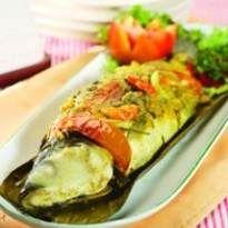 Resep Pepes Bandeng Presto Dengan Daun Kemangi Oleh Giacinta Permana Resep Masakan Resep Ikan Resep