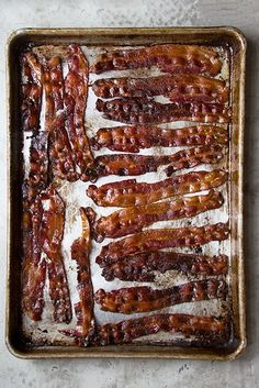 You'v been making bacon wrong your whole life