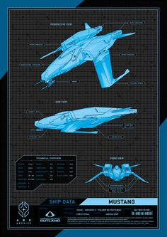 CNOU Mustang   Star Citizen Fan Poster   Poster Design by Christoph Rupsch Star Citizen, Spaceship Concept, Concept Ships, Concept Art, Chara, Mustang, Constellations, Space Empires, Bodies