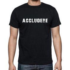 #maglietta #accludere #uomini #parola Maglietta nera Obsession! Trovare questo e molti altri qui -> https://www.teeshirtee.com/collections/men-italian-dictionary-black/products/accludere-mens-short-sleeve-rounded-neck-t-shirt
