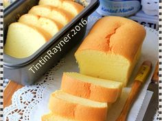 Condensed Milk COTTON CAKE 5 Bahan Smooth & Silky Recomended recipe step 12 photo Pudding Desserts, Ice Cream Desserts, Cake Recipes, Dessert Recipes, Yummy Recipes, Recipies, Resep Cake, Cotton Cake, Cake Hacks