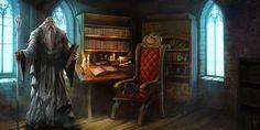Medieval Fair - The Wise Wizard by caiomm.deviantart.com on @DeviantArt