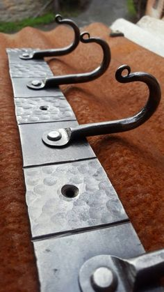 Your place to buy and sell all things handmade Metal Art Projects, Welding Projects, Power Hammer, Viking Designs, Blacksmith Forge, Blacksmith Projects, Metal Art Sculpture, Forging Metal, Steel Art