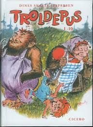 """""""Troldepus"""" books that my mum used to read for me"""