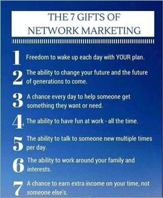 Top Network Marketing & MLM Training & Tools by Tim Sales Do you embrace your gifts? Network marketers offer their teams and prospects multiple gifts as people. Plus, the profession offers numerous benefits or as we like to think - gifts. Amway Business, Business Marketing, Internet Marketing, Online Marketing, Business Networking, Auto Business, Arbonne Business, Marketing Companies, Marketing Automation