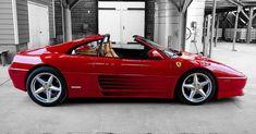 Ferrari 348, Manual Transmission, Exotic Cars, Cool Cars, Super Cars, Porsche, Classic Cars, F1, Vehicles