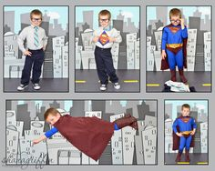 I had fun making this comic for my son. Superman Comic, Clark Kent, Comics, Coat, Fun, Jackets, Photography, Down Jackets, Sewing Coat