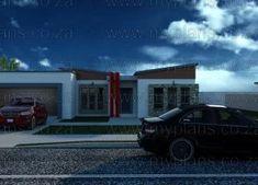 5 Bedroom House Plan MLB-1815D – My Building Plans South Africa My Building, Building Plans, 6 Bedroom House Plans, Mlb, South Africa, How To Plan, Architecture Plan