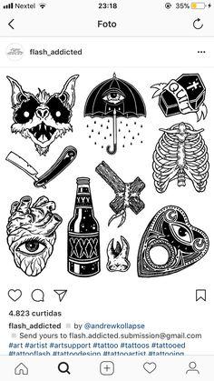 Tattoos #TraditionalTattoos