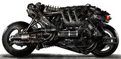 Terminator Salvation Bike WANT