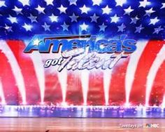 americas got talent:)