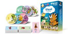 Thai for kids Standard set