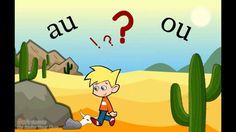 Spelling au, ou