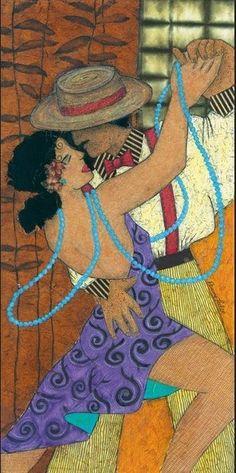 Flamenco Dancer Penny Feder Tango
